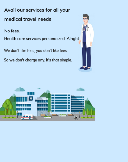 Plan My Medical Travel com , medical travel in india, list